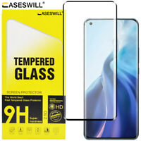 For Xiaomi Mi 11 / 11 Pro / 11 Ultra 3D Curved Tempered Glass Screen Protector