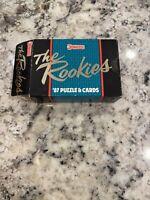 "1987 Donruss ""The Rookies"" factory sealed set. Bo Jackson, McGwire, Maddux"