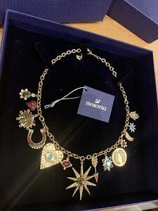Swarovski Halskette Original Lucky Goddess Modell 5451263 NEU