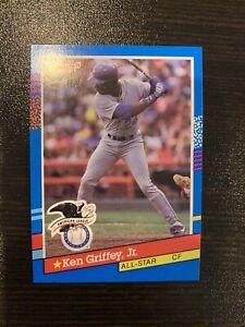 1991 Donruss Ken Griffey Jr Rookie Possible 10 GEM MINT Just Opened POP 56