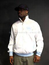 Abbiglimento sportivo da uomo in cotone bianco Fitness