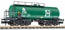 """Liliput L265972 4-achsiger Kesselwagen """"VTG-Castrol"""" Spur N 1:60 NEU & OVP"""