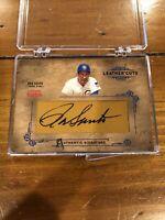 2004 Leather & Lumber Ron Santo Authentic Signature Glove Chicago Cubs /224 HOF