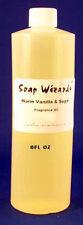 Warm Vanilla Sugar Candle, Soap & Lot Frag Oil, 8fl oz