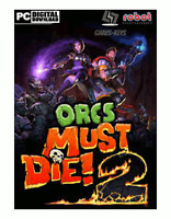 Orcs Must Die ! 2 Steam Download Key Digital Code [DE] [EU] PC