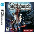 Castlevania: Order of Ecclesia (DS, 2008) GAME CARTRIDGE ONLY, RPG ROLE PLAYING