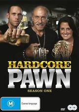 Hardcore Pawn : Season 1 (DVD, 2-Disc Set) BRAND NEW SEALED