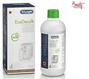 Delonghi EcoDecalk Coffee Machine Descaler - 500ml