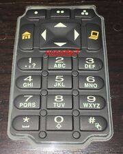 Motorola APX6000 apx7000 rubber keypad