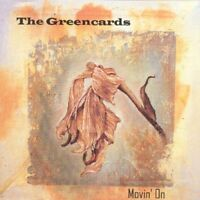 Greencards - Movin On [CD]