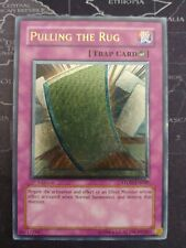 Ultimate Rare 1st Edition Moderately Pla STON-EN060 YuGiOh Pulling the Rug