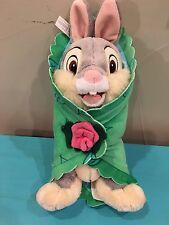"Disney Babies Baby Thumper Bambi Plush Stuffed Toy w/ Blanket 14"" Disney Parks"
