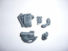 Space Marines Tactical Squad Missile Launcher - G102