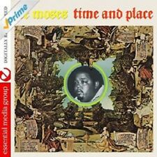 LEE MOSES - TIME AND PLACE   CD NEU