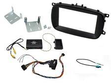 CONNECTS 2 ctkft 13 FIAT 500X 15 su Stereo Auto completo Doppio DIN Kit di montaggio