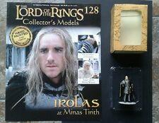 LOTR Collectors Models #128 Irolas at Minas Tirith Boxed & Magazine RARE