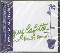 GUY LAFITTE-JOUE CHARLES TRENET-JAPAN CD Ltd/Ed C65