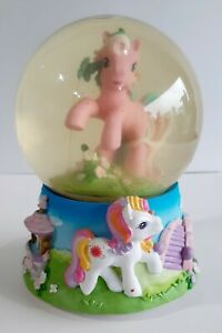 My Little Pony Musical Snow Globe Plays My Little Pony Theme Song G3 Sweet Berry