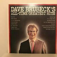DAVE  BRUBECK,S              LP       ALL  TIME  GREATEST  HITS