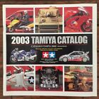Vintage Tamiya 2003 Radio Control Catalog Brochure R/C RC Toy Tank Clod Buster