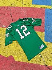 VTG 90s Randall Cunningham Philadelphia Eagles 12 Russell Athletic NFL Jersey 40