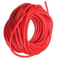 Tubing Exercise Rubber Resistance Band Catapult Dub Slingshot Elastic, Red I2C4