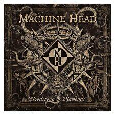 MACHINE HEAD - Bloodstone & diamonds ( machinehead )