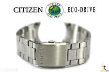 Citizen Eco-Drive Original CA0428-56E 23mm Stainless Steel Watch Band