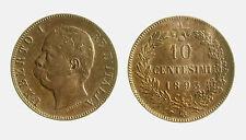 pcc2031_2) Regno Umberto I (1878-1900) - 10 centesimi  1893 BI