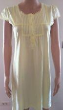 Chemise de nuit Canat Cherie 6 Jaune  Taille 0/XS Neuf !!!!