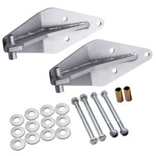 Performance Dual Twin Front Shock Bracket For Ford F250 F350 Super Duty 4WD