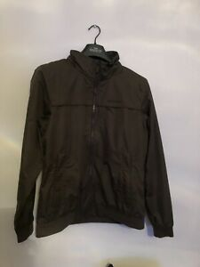 SMALL KHAKI CRAIGHOPPERS AQUADRY PADDED JACKET..80'S CASUALS