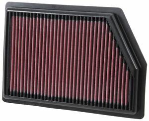 K&N Hi-Flow Performance Air Filter 33-5009 fits Jeep Cherokee 2.0 CRD 4x4 (KL...
