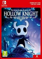 Hollow Knight | Nintendo Switch | eShop Code | Instant Delivery | EUROPE