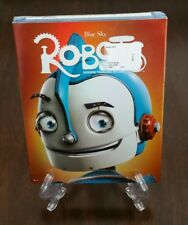 Robots Blu-ray + DVD with Slipcover. Factory Sealed.