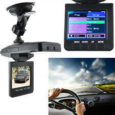 "2.5"" HD Car Vehicle Dash Dashboard Camera IR DVR Cam CCTV Night Vision Recorder"