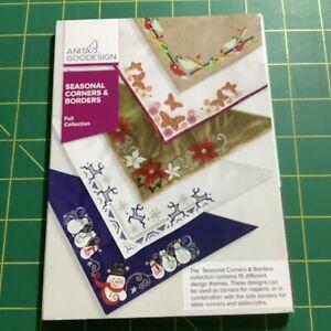 anita goodesign embroidery designs Seasonal Corners And Borders