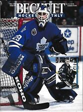 Beckett Hockey Magazine, Issue #31 May 1993 Felix Potvin On Cover
