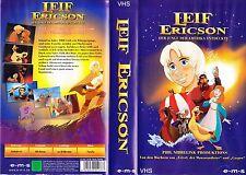VHS Leif Ericson - Der Junge der Amerika entdeckte - FSK 12 e-m-s