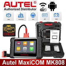 Autel MK808 Code Reader OBD2 Car Diagnostic Scanner Tool Internet Update Free