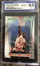 1992 Stadium Club Beam Team Michael Jordan #1 (8.5 ISA)