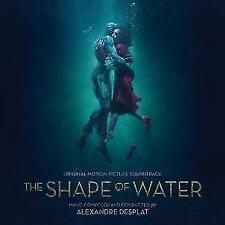 The Shape Of Water OST - Soundtrack  CD  NEU  (2017)