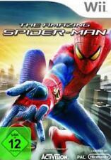 Nintendo Wii The Amazing Spider Man 1 Spiderman Neuwertig