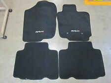 RAV4 CARPET FLOOR MATS AUTOMATIC 11/2005 TO 12/2012 **TOYOTA GENUINE PARTS**