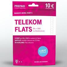 Xtra Karte Telekom Magenta Mobil Start S 10 € Guthaben Prepaid Handy SIM Telekom