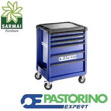 Pastorino Expert carrello (VUOTO) porta utensili cassettiera attrezzi officina