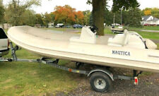 New listing 1998 Nautica Ptj Mercury Sport Jet Trailer Middle Bass, Oh | No Fees No Reserve