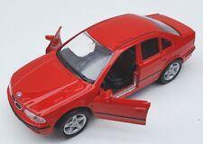 Blitz envío bmw 328i rojo/red Welly modelo auto 1:34-39 nuevo & OVP