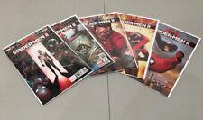 Marvel Comics Spider-Men II 1 2 3 4 5 (2017) FULL RUN 1st Print BENDIS + DIGITAL