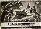 Transformers Takara Tokyo Wonderfest Exclusive G2 Dreadwing & Smokescreen MISB